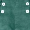 Pormenor de Calções de bébe em bombazine verde